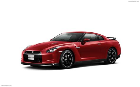 Nissan Gt R Specv Model Widescreen Exotic Car Image 10 Of