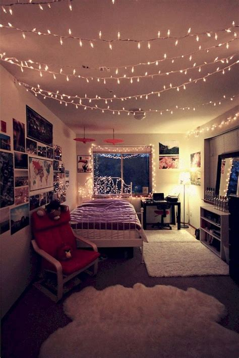 awesome diy apartment decorating christmas lights