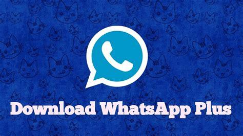 whatsapp plus apk version whatsapp plus v6 60