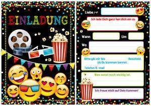 Kindergeburtstag 12 Jährige Jungs : 12 einladungskarten einladungen kindergeburtstag kino m dchen jungen jungs ebay ~ Frokenaadalensverden.com Haus und Dekorationen