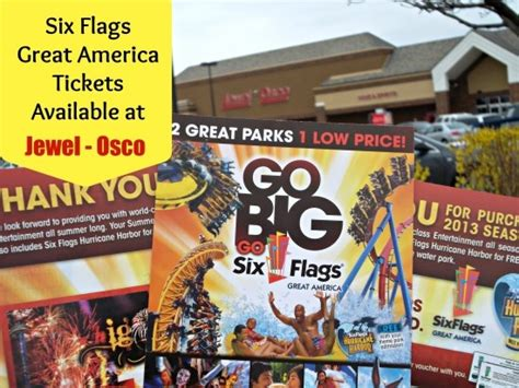 19928 Six Flags Tickets Coupons Discounts by Sixflags Greatamerica Discount Tickets Available At