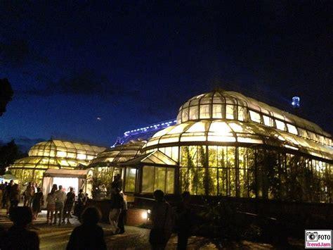 Botanischer Garten Berlin Steglitz Zehlendorf botanische nacht in berlin dahlem im botanischen garten in