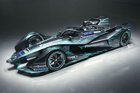 formel e auto jaguar racing pr 228 sentiert neues formel e auto f 252 r saison 5