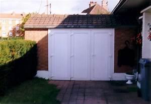 Porte De Garage 3 Vantaux : nos r alisations de portes de garage ~ Dode.kayakingforconservation.com Idées de Décoration