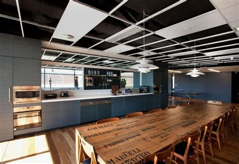 fresh industrial building plans kitchen of fresh and modern office interior home
