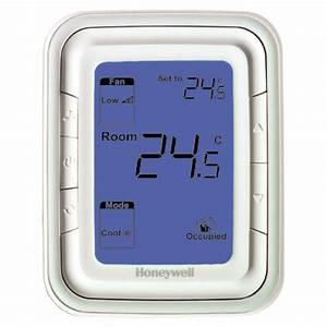 Honeywell Focuspro 6000 Programmable Thermostat Manual