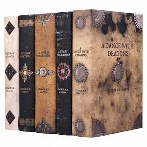 "Game Of Thrones ""Armor"" Book Set Juniper Books AHAlife"