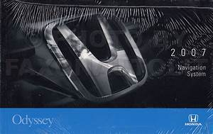 2007 Honda Odyssey Electrical Troubleshooting Manual Original
