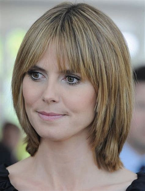 easy medium hair styles easy bob hairstyles with bangs fade haircut 2995