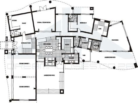 modern contemporary home plans modern house plans contemporary house floor plans