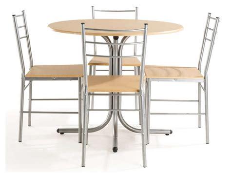 ensemble table et chaises de cuisine ensemble table et chaises de cuisine spoon chez conforama