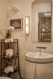 wallpaper ideas to make your bathroom beautiful ward log With bathroom decor pictures and ideas