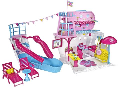 Barbie Sisters Cruise Ship #Deal At Walmart - 2 Boys + 1 Girl = One Crazy Mom