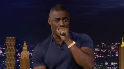 Idris Elba Performs Desiigner's 'Panda' With A Hilarious ...