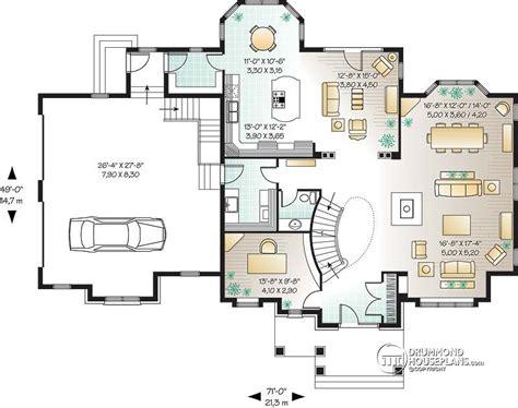 sims 3 cuisine floor plans for houses