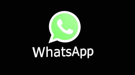 Whats App Logo (black background) Rotation ...