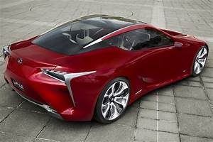 Lc Autos : lexus lf lc sports coupe concept bows at the detroit auto ~ Gottalentnigeria.com Avis de Voitures