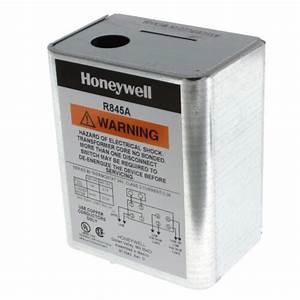 Honeywell R845a Wiring Diagram
