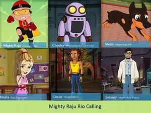 Mighty Raju Rio Calling Sketch images