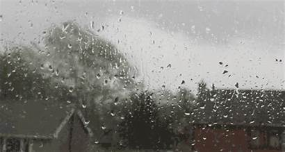 Rain Window Animated Gifer
