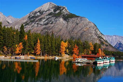 Banff National Park Canada Natural Creations