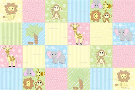 Baby Jungle Animals Wallpaper - baby safari wallpaper wallpapersafari