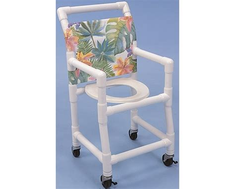 healthline pvc commode shower chair free shipping tiger