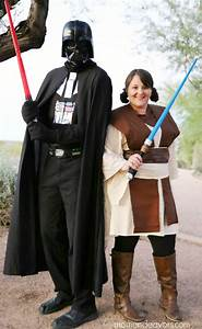 Star Wars Diy : easy diy jedi costumes diy do it your self ~ Orissabook.com Haus und Dekorationen