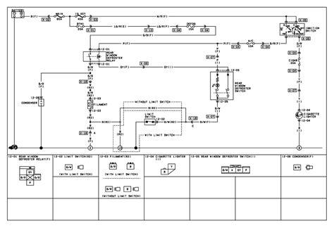 Power Window Wiring Schematic 1999 F 150 by Ford F150 Power Sliding Rear Window Defrost Wiring Diagram