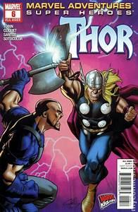 Marvel Adventure comic books issue 6