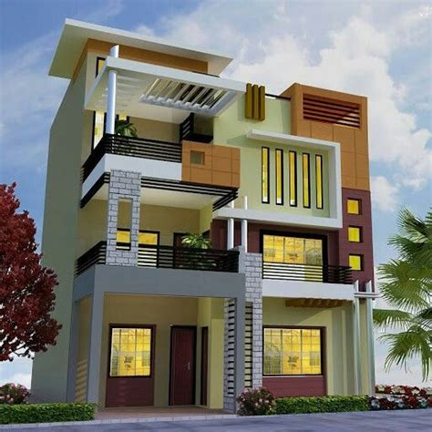 home elevation house home design house design villa bungalow row house  bhk bhk bhk groun