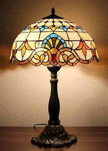 classic floyd 305 16 tiffany table lamp With floyd tiffany floor lamp
