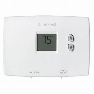 Honeywell Easy To Install Heat    Cool Non