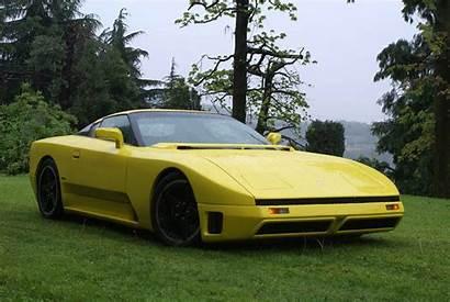 Iso Grifo 90 1991 Cars Automobile Concept