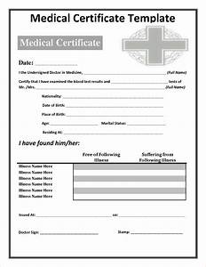 doctors sick note template free wwwimgkidcom the With fake dr note template free