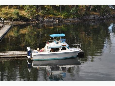 Boats For Sale Comox Valley by Power Boat For Sale 1973 26 Foot Tollycraft Outside Comox
