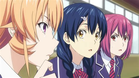 Watch Food Wars! The Third Plate Episode 12 Online The