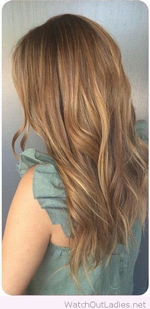 After i read the colorsilk reviews,. Very nice light golden brown hair color - Watch out Ladies