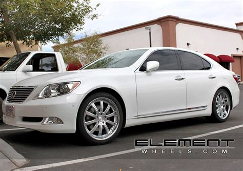 lexus rims 22 ls lexus 460 on 22 wheels car interior design