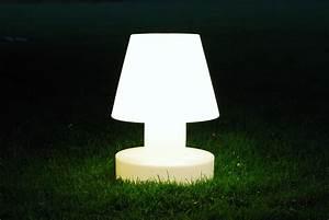 Lampe Ohne Erdung : lampe ohne kabel tragbar kabellos mit akku h 40 cm gr n h 40 cm by bloom made in design ~ Orissabook.com Haus und Dekorationen