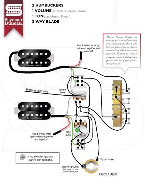seymour duncan dimebucker wiring schematics