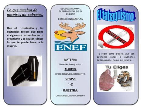 triptico dia mundial cigarro triptico del dia mundial tabaco 2013 apexwallpapers com