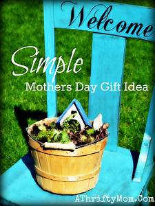 Mothers Day Ideas 15 ideas ~ #DIY #MothersDay - A Thrifty ...