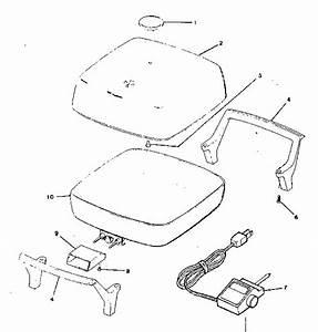 Kenmore Model 571651180 Fry Pan Genuine Parts