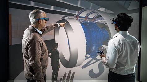 virtual reality   production  aneo nacelles
