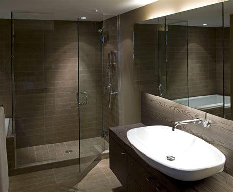 condo residence  sage building ubc modern bathroom vancouver  kodu design