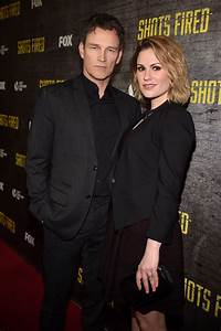 ANNA PAQUIN at Shots Fired TV Series Premiere in Los ...