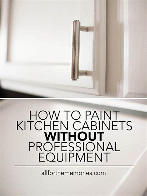 how to paint cabinet doors without brush marks paint cabinets without brush strokes everdayentropy com
