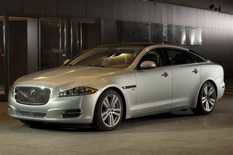 jaguar xj   supercharged   standard