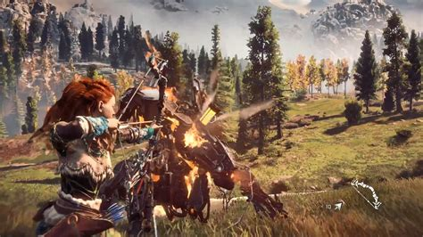 horizon  dawn cinematic trailer released godisageekcom